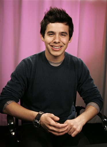 David Archuleta is back this week with his second non-Christmas CD.