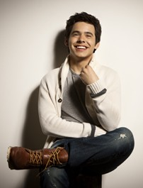 The new album from David Archuleta is number 13 on the Billboard 200.
