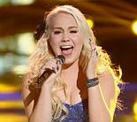 RaeLynn performs on The Voice. (NBC Photo)