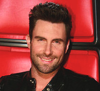 Adam Levine of The Voice. (NBC Photo)