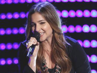 Alisan Porter of The Voice Season 10