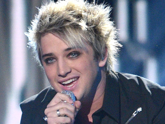 Dalton Rapattoni from American Idol Season 10. (FOX Photo)