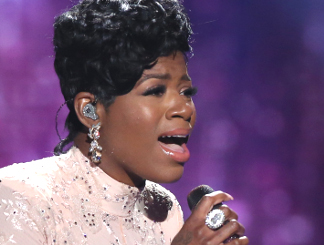 Fantasia performs on the American Idol finale. (AP Photo)-324
