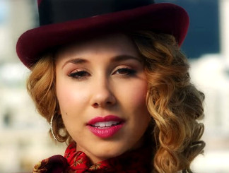 Haley Reinhart in her video for Better