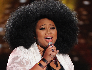 La'Porsha Renae of American Idol Season 15. (FOX Photo)