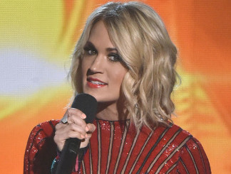 Carrie Underwood at the American Country Countdown Awards