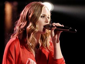 Hannah Huston of The Voice Season 10