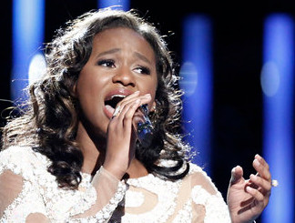 Shalyah Fearing on The Voice
