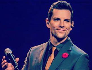 Chris Mann, former finalist on The Voice