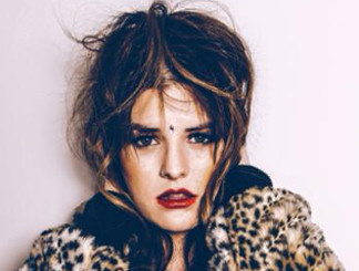"Juliet Simms just released a new EP ""From the Grave"""