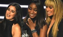 Fifth Harmony wins at VMAs