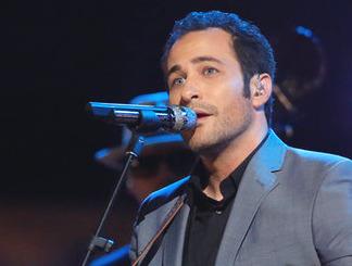 Joshua Davis, third place finisher on Season 8 of The Voice