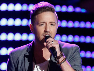 Billy Gilman from The Voice Season 11