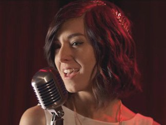 Christina Grimmie in The Matchbreaker