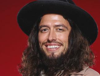 Josh Halverson of The Voice Season 11 (NBC Photo)