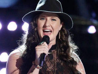 Karlee Metzger of The Voice Season 11 (NBC Photo)