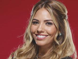 Lauren Diaz of The Voice Season 11 (NBC Photo)