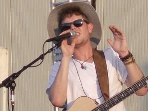 American Idol Trent Harmon at the York Fair. (Mark Franklin Photo)