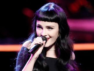 Belle Jewel of The Voice Season 11. (NBC Photo)
