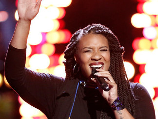 Dana Harper for The Voice Season 11 (NBC Photo)