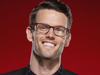 Dave Moisan of The Voice Season 11 (NBC Photo)