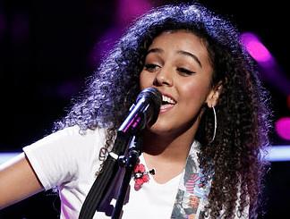 Josette Diaz of The Voice Season 11 (NBC Photo)