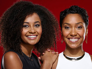 Shannon and Whitney of The Voice Season 11 (NBC Photo)