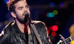 Brendan Fletcher of The Voice Season 11 (NBC Photo)