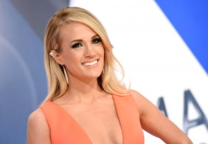 "Carrie Underwood has released her new song, ""The Champion."""