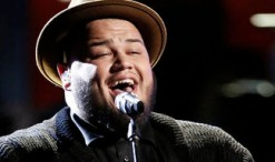 Christian Cuevas of Team Alicia on The Voice Season 11 (NBC Photo)