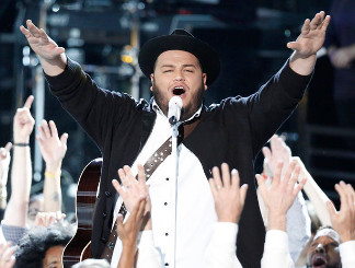 Christian Cuevas of The Voice Season 11 (NBC Photo)