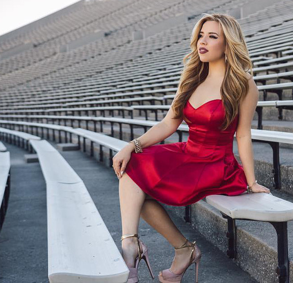 Elia Esparza from Season 11 of The Voice will unveil a new single at halftime of Friday's Hyundai Sun Bowl in El Paso.