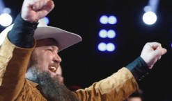 Sundance Head reacts to making the finals on The Voice Season 11 (NBC Photo)