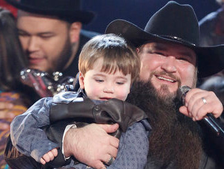 Sundance Head after winning Season 11 of The Voice. (NBC Photo)