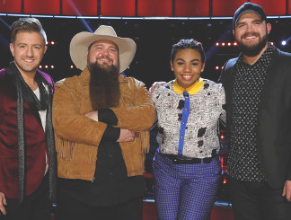 Billy Gilman, Sundance Head, We McDonald and Josh Gallagher (NBC Photo)