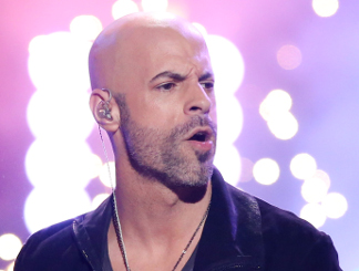 Chris Daughtry of Daughtry
