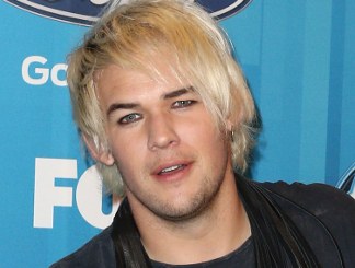James Durbin of American Idol Season 10