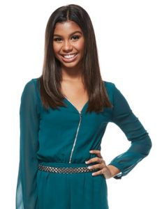 Aliyah Moulden of The Voice Season 12