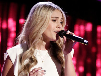 Andrea Thomas of The Voice Season 12 (NBC Photo)