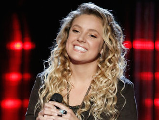 Ashley Levin of The Voice Season 12