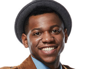 Chris Blue of Team Alicia Keys on The Voice Season 12 (NBC Photo)