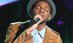 Chris Blue of The Voice Season 12 (NBC Photo)