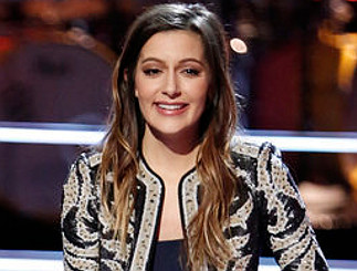 Davina Leone of The Voice Season 12 (NBC Photo)