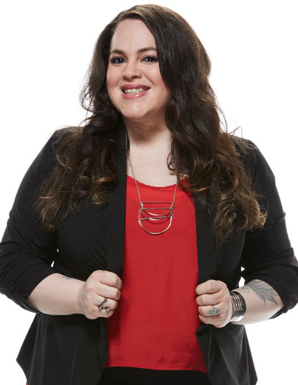 Enid Ortiz of Team Blake Shelton on The Voice Season 12 (NBC Photo)