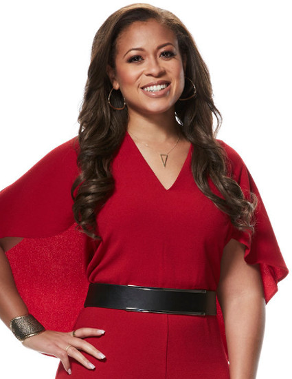 Felicia Temple of The Voice Season 12