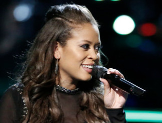 Felicia Temple of The Voice Season 12 (NBC Photo)