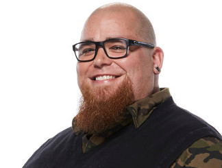 Jesse Larson of The Voice Season 12