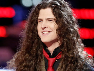 Josh West of The Voice Season 12 (NBC Photo)