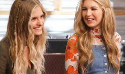 Lauren Duski and Brennley Brown of The Voice Season 12