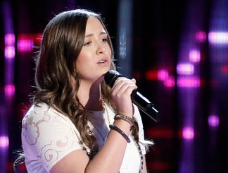 Lauryn Judd of The Voice Season 12